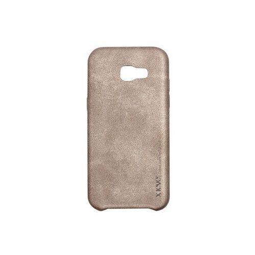 Samsung galaxy a5 (2017) - etui na telefon vintage - gold marki X-level