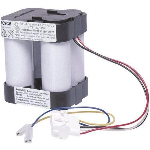 Akumulator Akumulator do lampy ręcznej Bosch Zamiennik oryginalnego akumulatora HSE7EX / SEB8 ex 4.8 V 7000 mAh