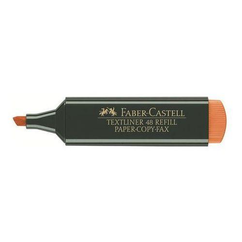 Faber-castell Zakreślacz 154815 pomarańczowy