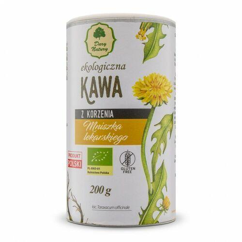 Kawa z korzenia mniszka lekarskiego bio (tuba) 200 g - marki Dary natury