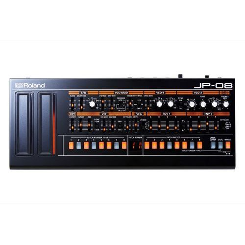 ROLAND JP-08 BOUTIQUE z kategorii Keyboardy i syntezatory