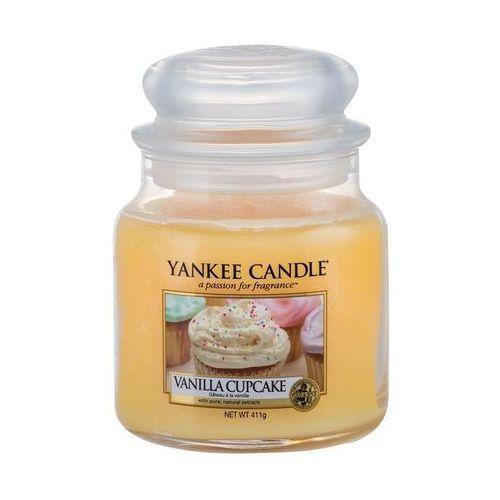 Yankee home Świeca yankee słoik średni vanilla cupcake - yssvc (5038580000788)