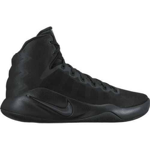 Buty hyperdunk 2016 - 844359-008 - czarny marki Nike