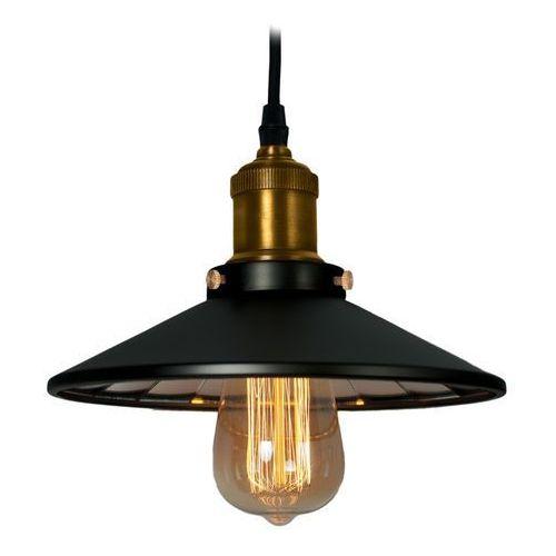 Lampa wisząca LED ROTTERDAM P01154BK MIR (5902115960154)