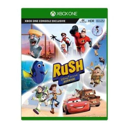 Rush A Disney Pixar Adventure (Xbox One). Najniższe ceny, najlepsze promocje w sklepach, opinie.