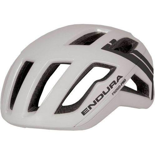 Endura FS260-Pro Kask rowerowy biały/czarny L-XL 2018 Kaski rowerowe (5055939930336)