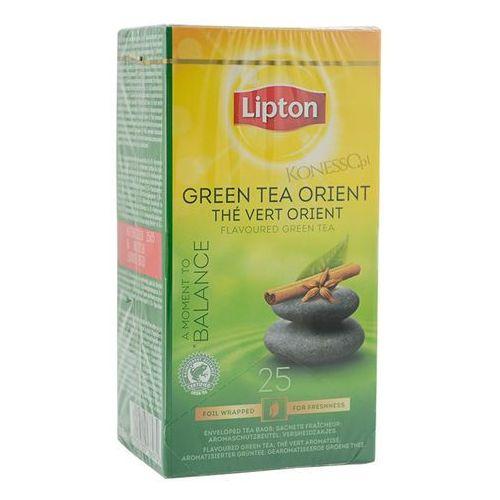 Herbata Lipton Green Tea Orient 25 kopert foliowych - sprawdź w wybranym sklepie