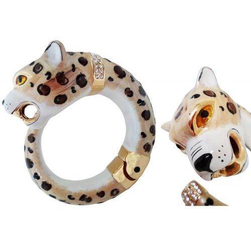Mosiężna bransoletka br k36 - cheetah bracelet marki Pasotti