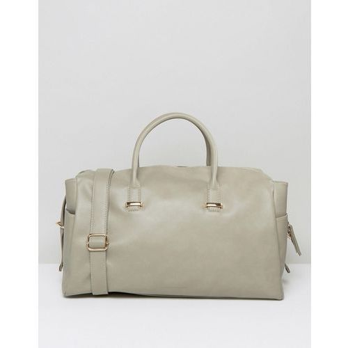 holdall - grey marki French connection