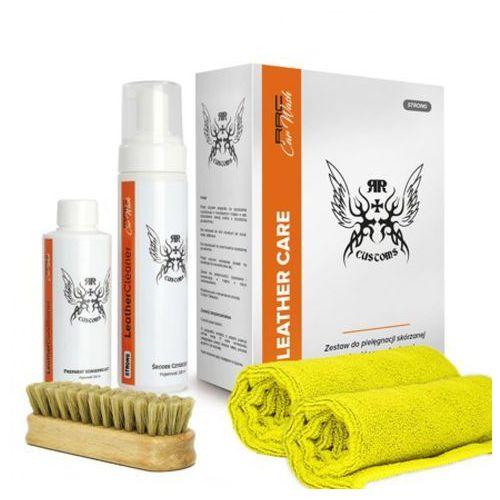 Rrc zestaw leather cleaner strong box do czyszczenia skór marki Rrcustoms