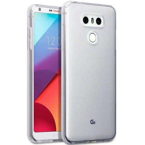 Etui QULT Back Case Clear do LG G6 Luxury