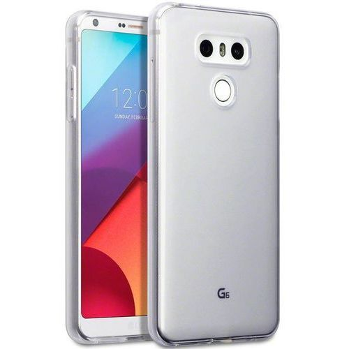Qult Etui  back case clear do lg g6 luxury
