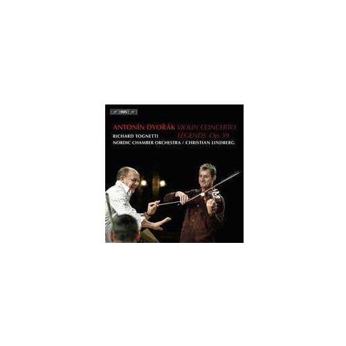 Violin Concerto In A Minor, Op. 53 / Legends, Op. 59