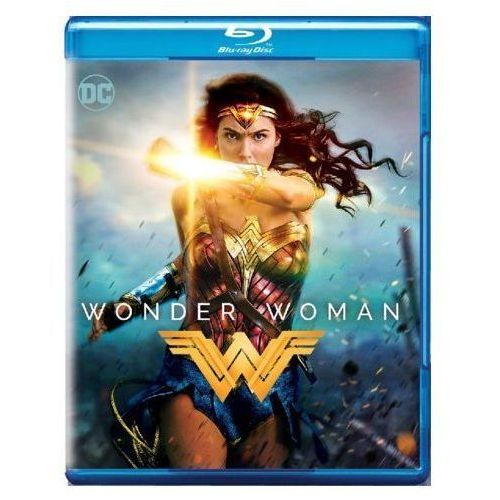 Wonder Woman 4K (Blu-ray) - Patty Jenkins (7321999347253) - OKAZJE