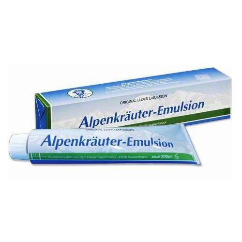 Emulsja ziołowa alpenkrauter emulsion 200ml marki Lloyd, niemcy - OKAZJE