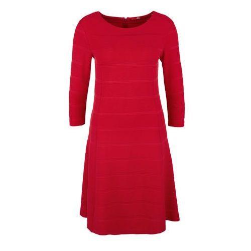 s.Oliver sukienka damska 40 czerwony (4059502891476)