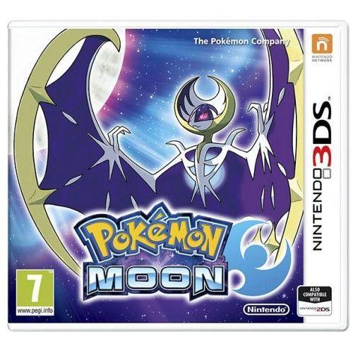 Gra  pokemon moon 2ds 3ds marki Nintendo