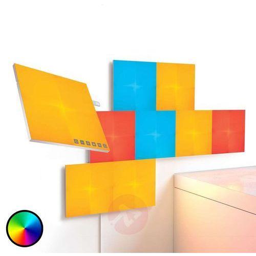 canvas zestaw startowy z 9 panelami marki Nanoleaf