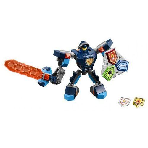 Lego NEXO KNIGHTS Zbroja claya 70362