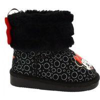 Disney by Arnetta buty dziewczęce Minnie 30 czarne