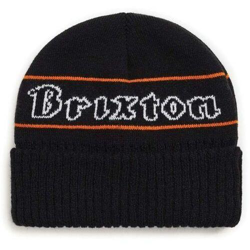 czapka zimowa BRIXTON - Proxy Beanie Black/Orange (BKORG) rozmiar: OS