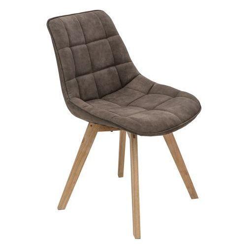 D2.design Krzesło woody - brązowy