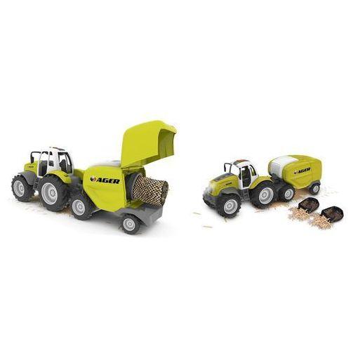 Road Rippers Traktor + belownica, 21712