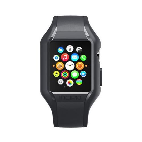 Rovens.pl ngp strap - elastyczny pasek do apple watch 38mm (przydymiony) marki Incipio