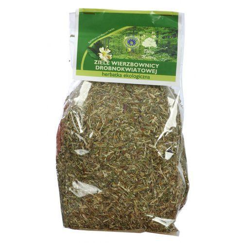 Herbatka z ziela wierzbownicy drobnokwiatowej bio 200 g - dary natury marki Dary natury - herbatki bio