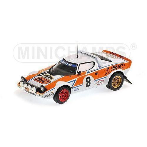 Lancia Stratos Rally BIC #8 Livieratos/Manolis Acropolis Rally 1978