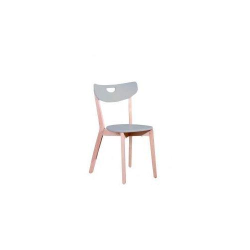 """Krzesło """"Pedro"""" - popielaty, kolor szary"""