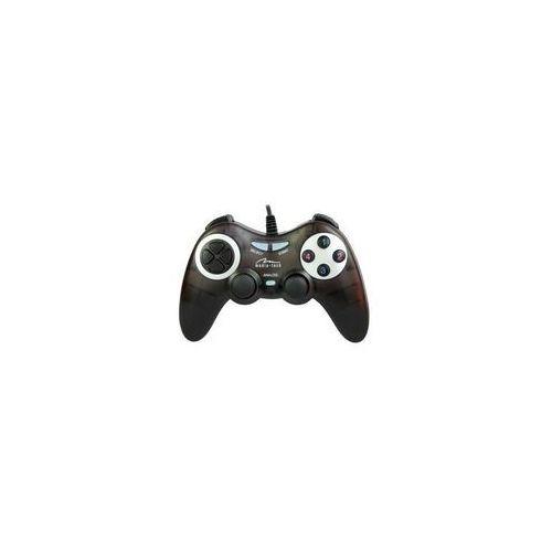 corsair ii gamepad cyfrowo-analagowy z ekeftem vibration force zgodny z pc marki Media-tech