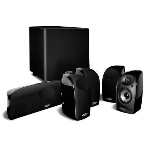POLK AUDIO TL1600 - zestaw kina domowego 5.1 z funkcją atmos | Zapłać po 30 dniach | Gwarancja 2-lata, TL1600