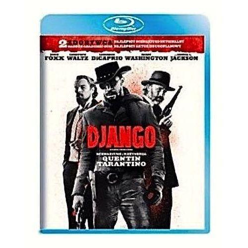 Django (blu-ray) - quentin tarantino darmowa dostawa kiosk ruchu marki Sony