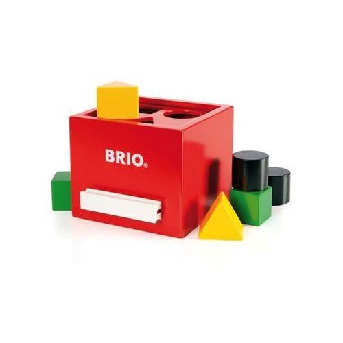Brio shape matching box