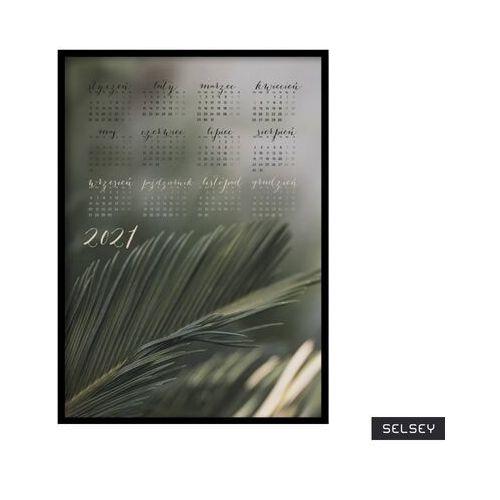 SELSEY Kalendarz Sylmer 50x70 cm z wyborem ramy (5903025471983)