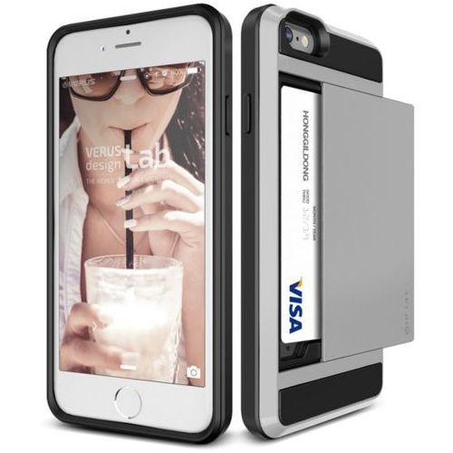 damda slide do iphone 6 plus/6s plus, srebrne (v903303) darmowy odbiór w 21 miastach! marki Vrs design