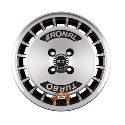 Ronal Felga aluminiowa r10 turbo 15 7 4x100 - kup dziś, zapłać za 30 dni