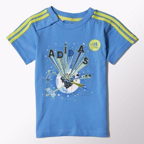 Komplet  fun summer set kids s21464 wyprodukowany przez Adidas