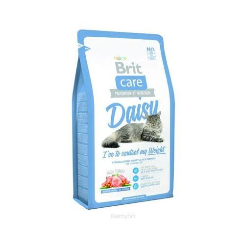 Brit Care Cat Daisy Ive to control my weight 2kg + Dreamies 30g GRATIS, 11318 (2084112)