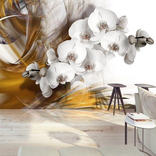 Fototapeta - orchidea w ogniu marki Artgeist