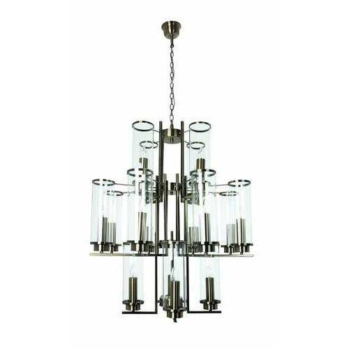 Britop lighting verdi 1136161 lampa wisząca zwis 16x40w e14 patyna (5902166906026)