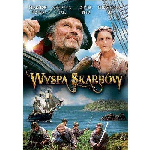 Wyspa skarbów (DVD) - Fraser C. Heston (7321910345887)