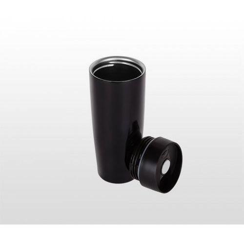 Kubek termiczny TRAVEL CUP 350 ml (czarny), TRAVEL CUP