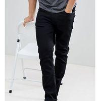 Nudie Jeans Co Lean Dean Jeans Dry Ever Black - Black