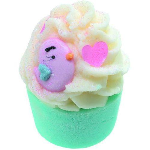 love note - kremowa babeczka do kąpieli marki Bomb cosmetics