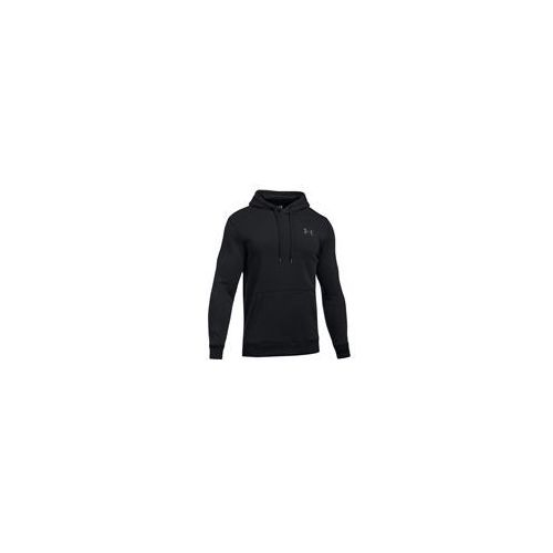 Under Armour Rival Fitted Pull Over Black 1szt, kolor czarny