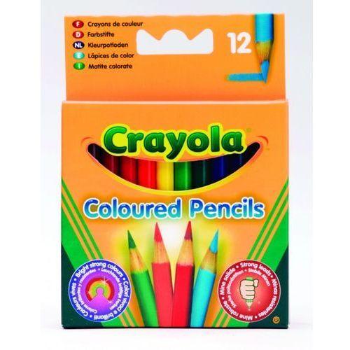Crayola, Core, Kredki ołówkowe, 12 szt. (5010065041127)