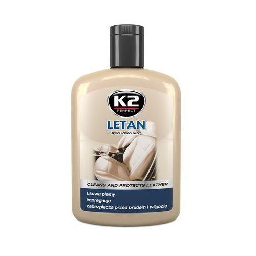 letan płyn do czyszczenia skóry 200ml marki K2