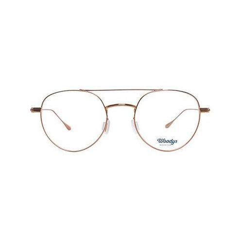 Okulary korekcyjne deer 02 marki Woodys barcelona